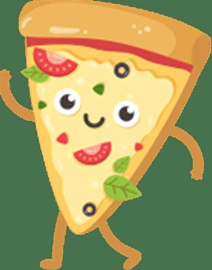 PRA DOMINAR MEEEEEESMO, SO COM PIZZA VEGANA!