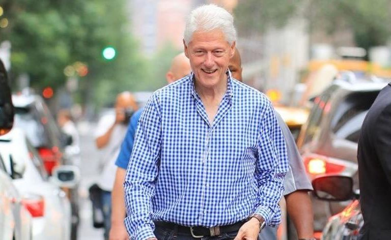 Bill Clinton se beneficia de dieta vegetariana