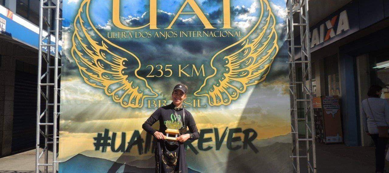 Ultramaratonista e vegana: conheça a história de Silvia Matos