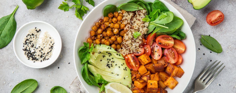 Desvendamos 5 mitos da alimentação vegetal